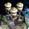 Vegan Carrot Halwa Pistachio Trifle